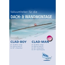 CLAD-BOY und CLAD-MAN