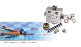 KMT Genuine Parts - Ersatzteile für Hochdruckpumpen zum Wasserstrahlschneiden
