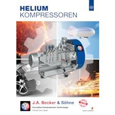 Helium-Kompressoren
