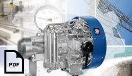 Mitteldruck-Kompressoren