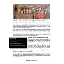 Case Study von ERL - eZigaretten Onlineshop