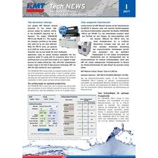 KMT Newsletter - Hochdruckpumpen zum Wasserstrahlschneiden: Antriebskonzepte im Vergleich
