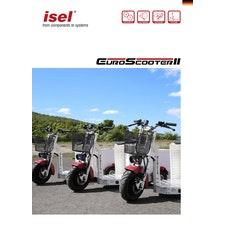 EuroScooter ES 135 / ES 175, Elektrodreirad für Warentransport