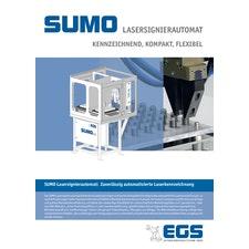 SUMO Lasersignierautomat - kennzeichnend, kompakt, flexibel