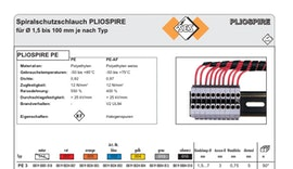 SES-STERLING : Spiralschutzschläuche PLIOSPIRE