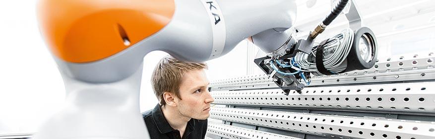 Zukunft der Automatisation: Mensch-Roboter Kollaboration