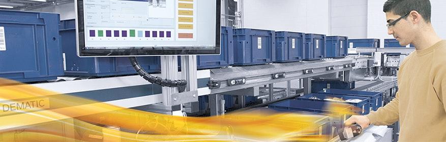 Wir optimieren Ihre Supply Chain