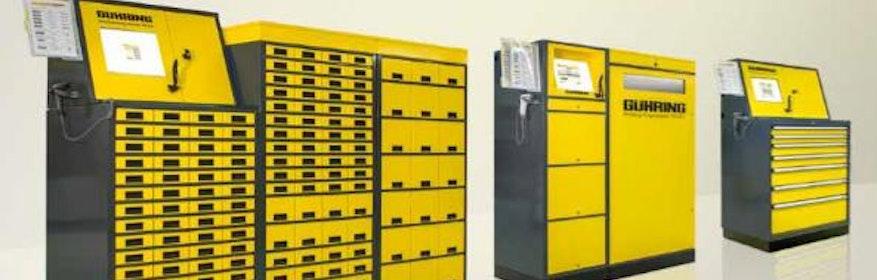 Gühring KG Albstadt Tool Management Werkzeugmanagement