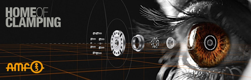 Spanntechnik wie Schnellspanner, Spannsysteme und Spannhydraulik von AMF.