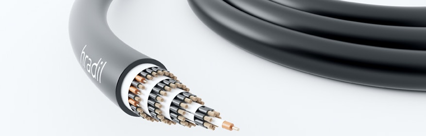 Innovation in cable cross-sections