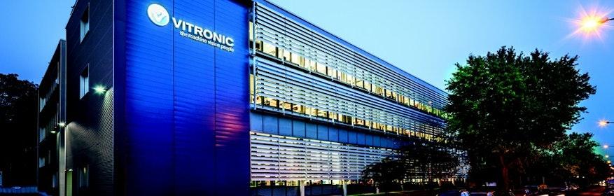 VITRONIC Headquarter Wiesbaden