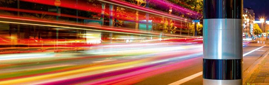 Verkehrsüberwachung - Systeme für mehr Sicherheit im Straßenverkehr