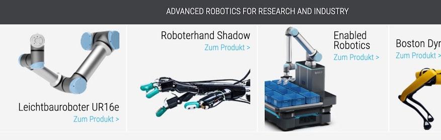NEXT. robotics