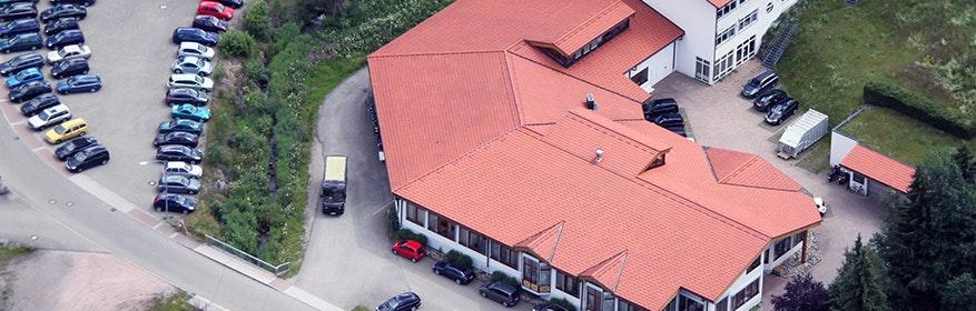 Firmensitz in Furtwangen im Schwarzwald | IEF-Werner