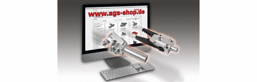 Kundenportal www.ags-shop.de