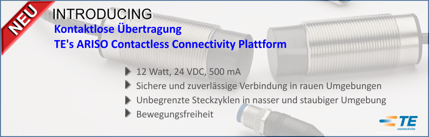 ARISO Contactless Connectivity Plattform _TE_DE