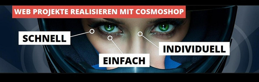 CosmoShop - Inidvidual eBusiness