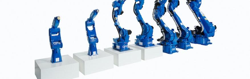 GP-Roboterserie von YASKAWA