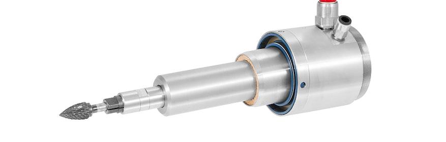 RWA - Spindel m. radialer Auslenkung
