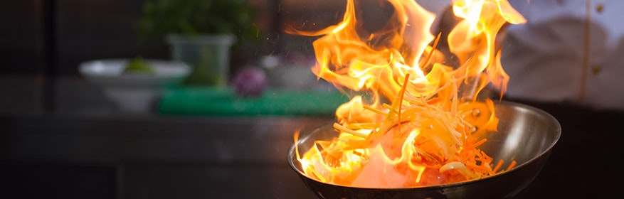 Vorbeugender Brandschutz für Küchenabluftanlagen