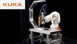 KUKA ready2_fasten_micro - Fast & Reliable Robotic Micro Screw Fastening