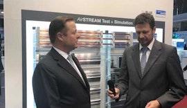 Im Gespräch: AirSTREAM für effiziente Schaltschrankkühlung