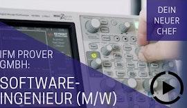 Gesucht: Softwareingenieur (m/w) für Embedded-Systeme bei ifm prover am Bodensee
