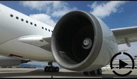 Höhen- und Abstandskontrollen mit 3D-Sensorsystem im Flughafenbereich