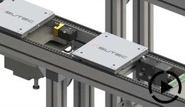Asutec Komponenten zur Transportsteuerung von Werkstückträgern