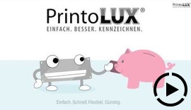 PrintoLUX - Wirtschaftlichkeit