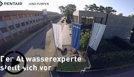 Unternehmensvideo Pentair Jung Pumpen
