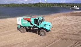 Rallye-Team de Rooy setzt auf ifm als Partner