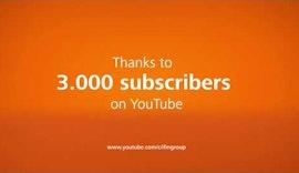 ifm's YouTube-Kanal wächst stetig...
