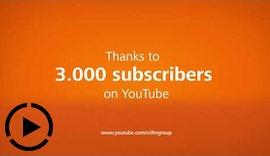 ifm's #YouTube-Kanal wächst stetig...