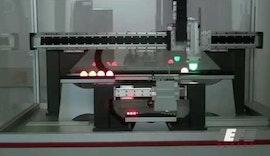 Positioniersystem mit Direktantrieb euroLINE