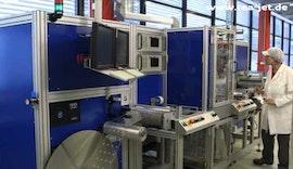 REA JET - Hochauflösende Tintenstrahldrucker