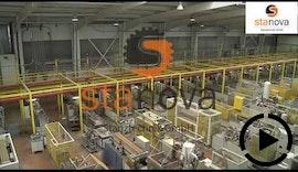 FlexSpee - die servoelektrische Stanzpresse von Stanova