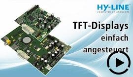 TFT-Displays einfach angesteuert - TFT-Controller & -Kits
