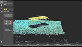 3D Kamera ermöglicht die Optimierung des Lagerplatzvolumes