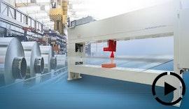 Mess- und Prüfanlagen für die metallverarbeitende Industrie - thicknessCONTROL