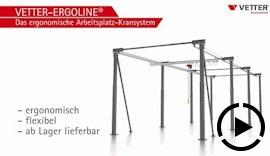VETTER Krantechnik - Leichtlauf- Portalkransystem ErgoLine®