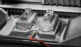 AMF-Nullpunktspanntechnik in der additiven Fertigung: Applikation MATSUURA Machinery GmbH