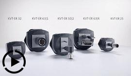 Teaser: #IP66/ #IP68 #Kabelverschraubung für #Leitungen mit Stecker KVT-ER