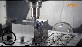 Magnetspannplatte und Nullpunktspannsystem von AMF - Eine kraftvolle und zuverlässige Kombination