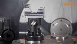 Nullpunktspanntechnik von AMF aus dem Baukasten - Ein variables Spannsystem für jede Anforderung