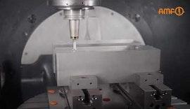 Mehrfach- und Nullpunktspannsysteme von AMF - Sekundenschneller Werkstück- und Vorrichtungswechsel