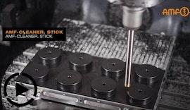 Vakuumspannplatte und Nullpunktspanntechnik - Sicheres Spannen von NE-Metallen, Kunststoff, usw...
