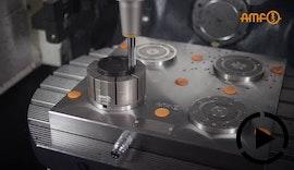 Nullpunktspanntechnik und Spannzange - Effizientes Spannen von komplexen Werkstückgeometrien