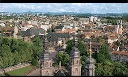 Imagefilm unserer Stadt Fulda. Bilder einer Stadt