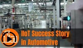 ifm #Industrie40 Lösungen für zustandsorientierte Wartung im FCA Werk in Verrone